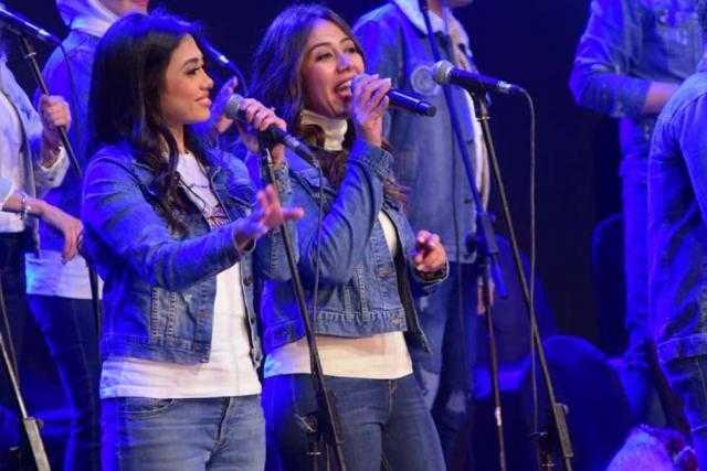 """بأغاني التسعينيات .. """"أيامنا الحلوة"""" تحيي أولى حفلاتها على مسرح الزمالك"""