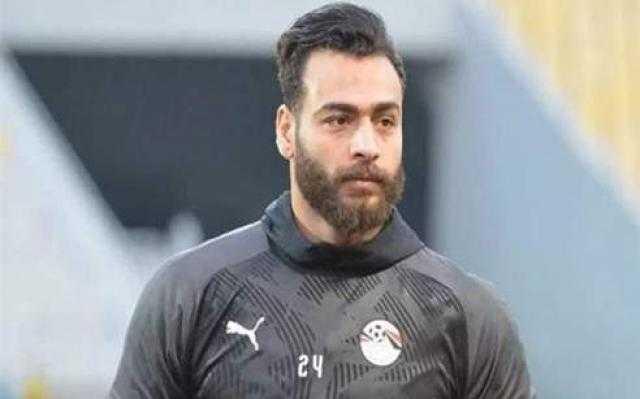 إصابة محمد أبوجبل بالكورونا